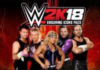 WWE 2K18 : le Pack Légendes immortelles est enfin disponible