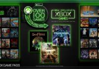 Xbox Game Pass : le service s'étend aux jeux exclusifs Xbox