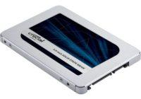 Crucial annonce la sortie du SSD Crucial MX500