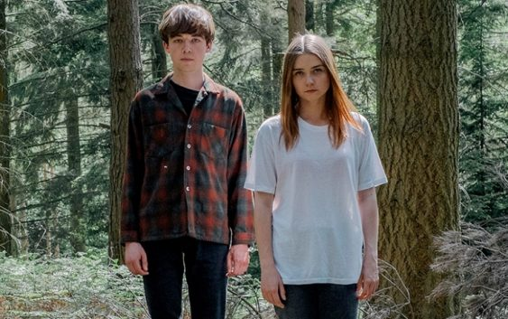 Un trailer pour The End of the F**king World, nouvelle série Netflix
