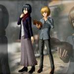 A.O.T. 2 - Mikasa-&-Armin---Plain-Clothes