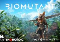 Biomutant : une nouveau bande-annonce de gameplay alléchante