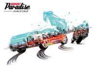 Burnout Paradise Remastered officiellement annoncé sur PS4 et Xbox One