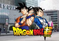 Le phénomène Dragon Ball Super va envahir les 4 Temps à la Défense