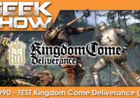 [TEST] Kingdom Come Deliverance, le RPG médiéval de l'année ?