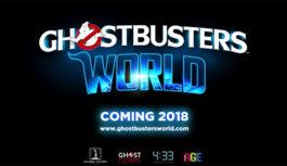 Ghostbusters World : un jeu en réalité augmentée sur mobile annoncé !