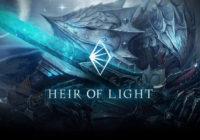 Une date de sortie pour HEIR OF LIGHT sur iOS et Android