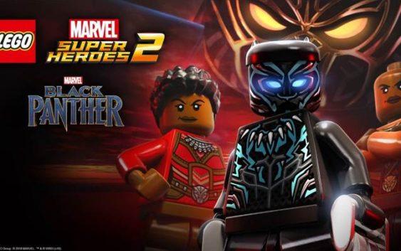 LEGO Marvel Super Heroes 2 : un Pack Aventure Black Panther disponible !