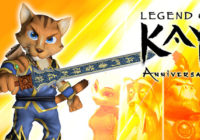 Legend Of Kay Anniversary officiellement annoncé sur Nintendo Switch