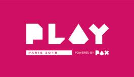 PLAY Paris Powered by PAX : un nouveau festival débarque en avril