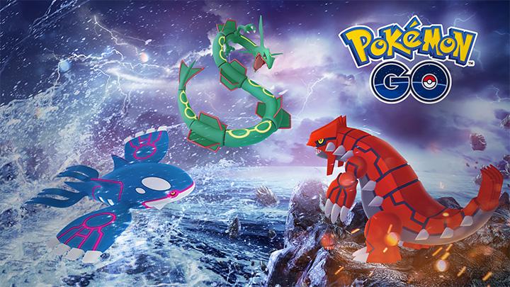 Pokémon GO Semaine Légendaire