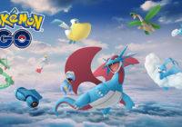 Pokémon GO : le Pokémon Légendaire Rayquaza fait son apparition