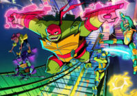Rise of the Teenage Mutant Ninja Turtles : un nouveau design pour les tortues