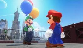 Super Mario Odyssey : la chasse aux ballons est enfin disponible !