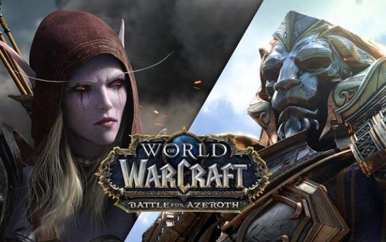 World of Warcraft : l'extension Battle for Azeroth est disponible en préachat