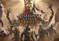 Un trailer de lancement pour Assassin's Creed Origins : The Curse of the Pharaohs
