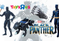 Black Panther : Toys'R'Us propose une gamme dans ses Geek Corners