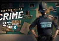 Chronicles Of Crime : la campagne Kickstarter est lancée !