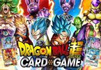 Dragon Ball Super Card Game débarque en France