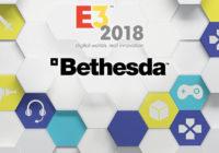 [E32018] Bethesda annonce la date et l'heure de sa conférence