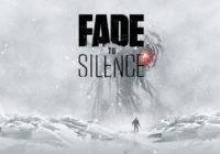 Fade To Silence : la mise à jour Unity se dévoile !
