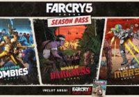 Far Cry 5 : le season pass et Far Cry Arcade se détaillent en vidéo !
