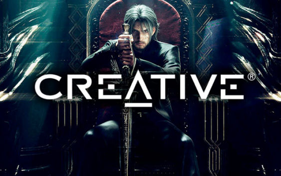 Creative : la gamme Sound BlasterX recommandé pour Final Fantasy XV Windows Edition