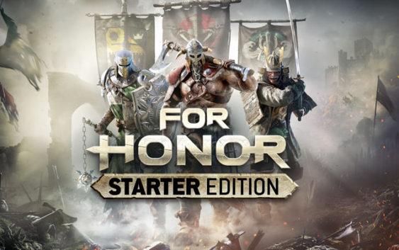 For Honor : la Starter Edition est disponible sur PC via Steam et Uplay