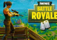 Fortnite Battle Royale : Les inscriptions sur iOS sont ouvertes !