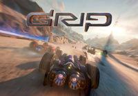 GRIP annoncé sur PS4, Xbox One, Nintendo Switch et PC