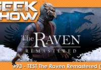 [TEST] THE RAVEN REMASTERED, le portage HD vaut-il le coup ?