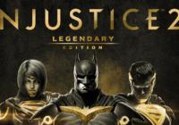 Injustice 2 : un trailer de lancement pour la Legendary Edition