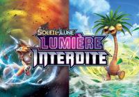 Pokémon : l'extension Soleil et Lune – Lumière Interdite annoncée !