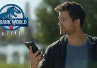 Jurassic World Alive : un trailer de lancement pour le jeu mobile en réalité augmentée