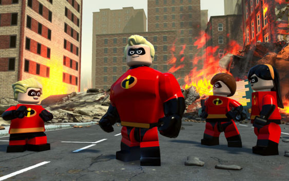 LEGO Les Indestructibles : les missions Vagues de Crimes en vidéo