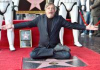 Star Wars : Mark Hamill a enfin droit à sa place à l'Hollywood Walk of Fame