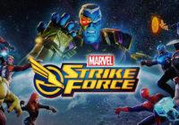 MARVEL Strike Force : un trailer de lancement pour le jeu mobile