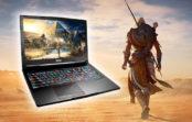 MSI GE63VR Raider : optimisez votre expérience visuelle sur Assassin's Creed Origins