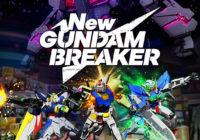 Une date de sortie pour New Gundam Breaker sur PS4 et PC