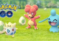 Pokémon GO – Le Festival des Œufs est de retour !