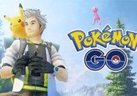 Pokémon GO : De nouvelles missions d'étude pour découvrir le mythique Mew