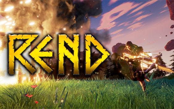 Rend : le RPG lance sa première phase d'alpha publique