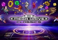 Une bande annonce de lancement pour la compilation SEGA Mega Drive Classics