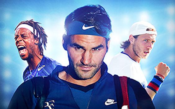 Tennis World Tour : deux joueurs de légendes s'affrontent et nouvelles dates de sorties pour Switch et PC