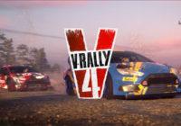 V-Rally 4 officiellement annoncé sur PS4, Xbox One, Switch et PC