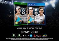 AO International Tennis annoncé sur PS4, Xbox One et PC