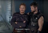 Avengers : Infinity War – une ambiance de tournage très familiale