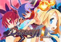 Disgaea 1 Complete : une date de sortie pour les éditions Switch et PS4