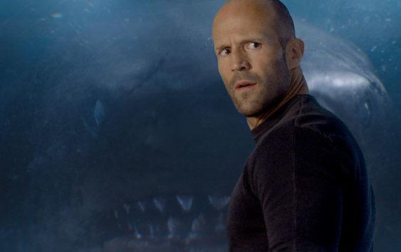 En eaux troubles : une première bande annonce pour le «film de requins» avec Jason Statham