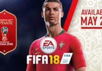 FIFA World Cup Russia 2018 officiellement annoncé !